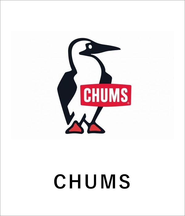 ブランドロゴ CHUMS
