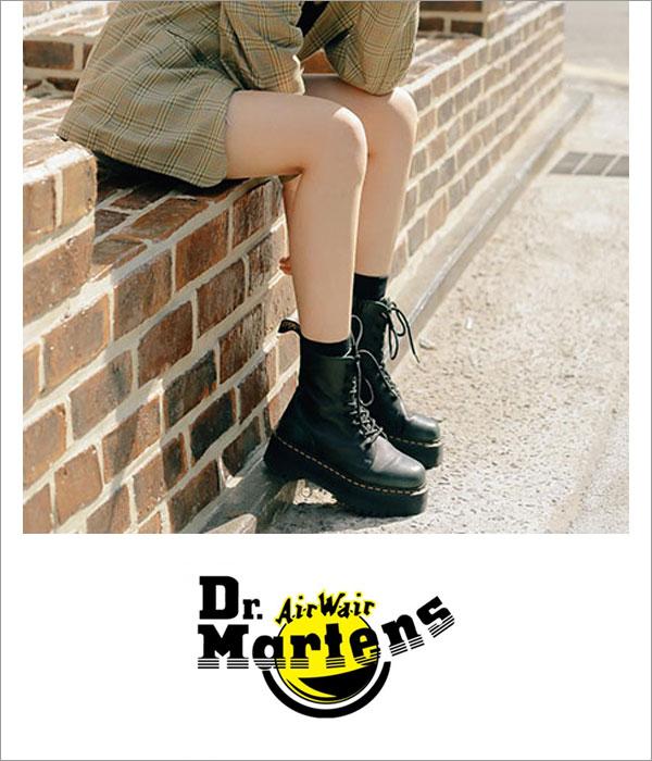 ブランドロゴ Dr.Martens