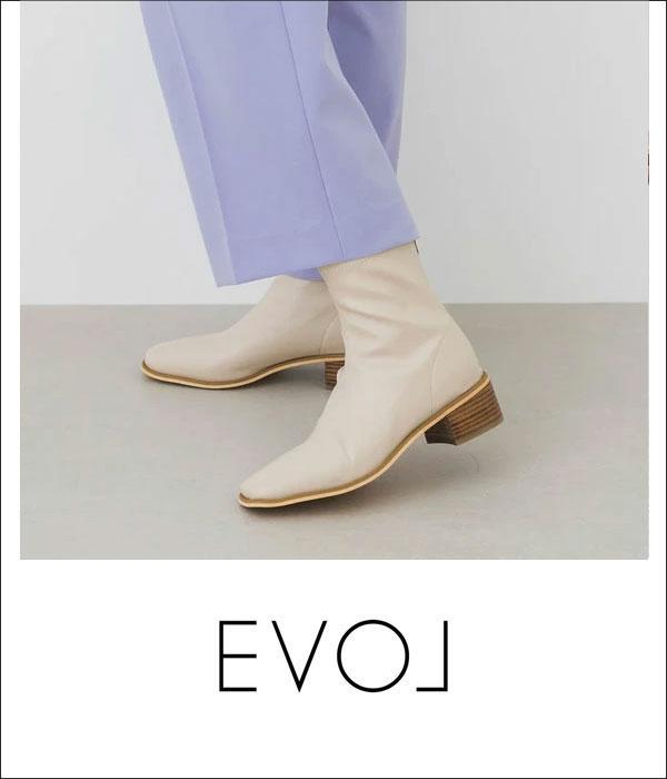 ブランドロゴ EVOL