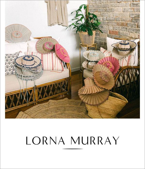 ブランドロゴ LORNA MURRAY