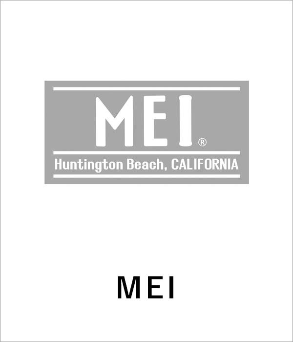 ブランドロゴ MEI