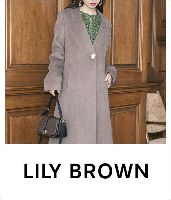 ブランドロゴ LilyBrown