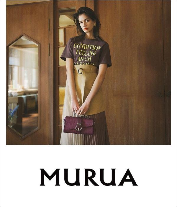 ブランドロゴ MURUA