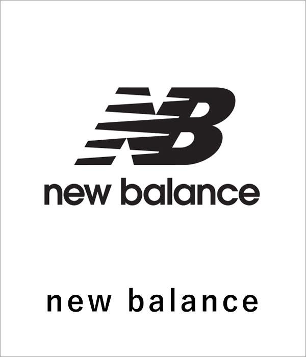 ブランドロゴ new balance