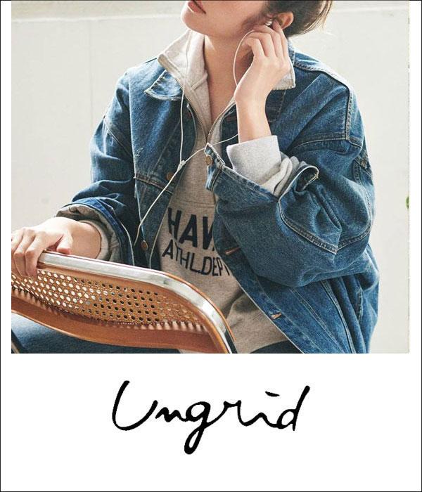 ブランドロゴ Ungrid