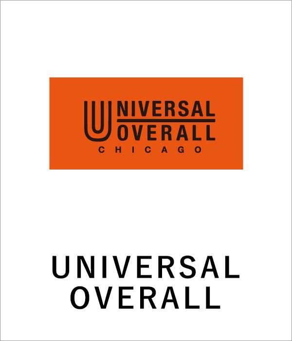 UNIVERSAL OVEARALL ブランドロゴ