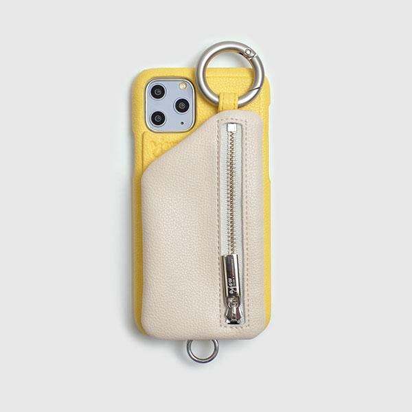 イエロー ライトベージュ yellow×lightbeige