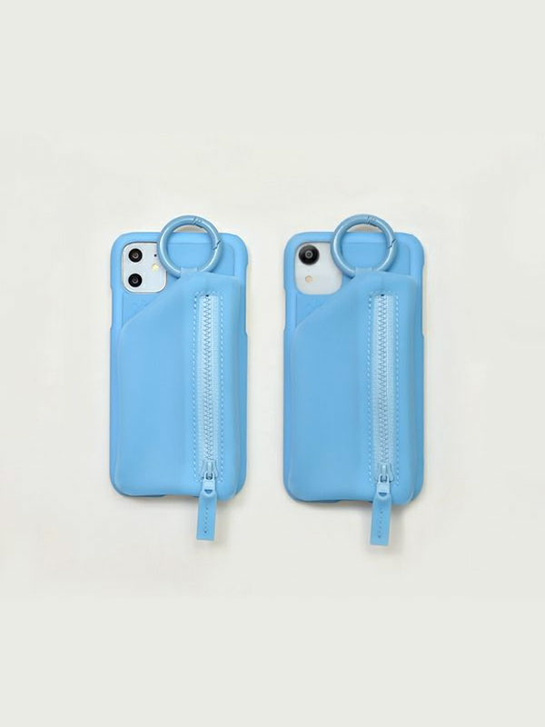 ajew エジュー ajew cadenas zipphone wather case iphone11/XR対応 ac202000111