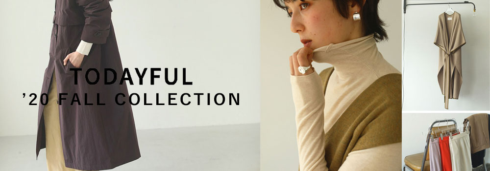 TODAYFUL 2020 Fall Collection