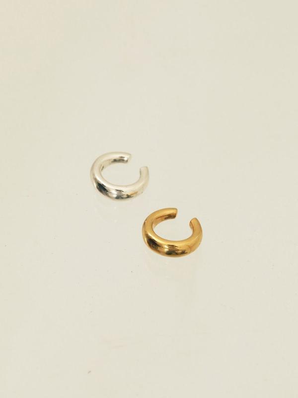 2020 Summer Collection TODAYFUL トゥデイフル Petit Plain Earcuff (Silver925) 12010949