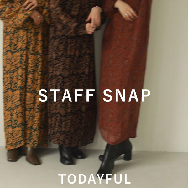 TODAYFUL 20winter STAFF SNAP