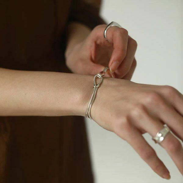 TODAYFUL トゥデイフル スネーク チェーン ブレスレット Snake Chain Bracelet 12020903