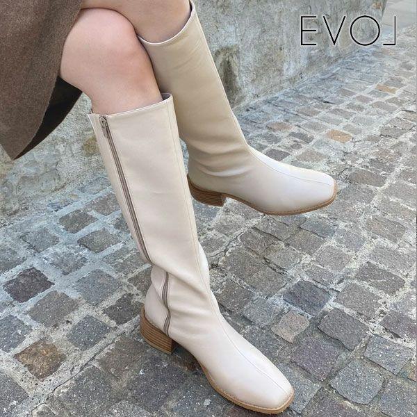 EVOL イーボル ロングブーツ ip9411