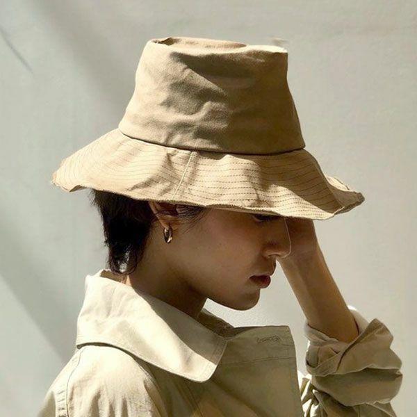 TODAYFUL トゥデイフル パラフィン バケット ハット Paraffin Bucket Hat 12111028