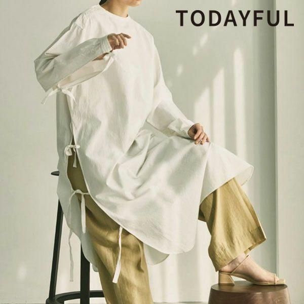 トゥデイフル スリット サージカル ドレス Slit Surgical Dress 12110328