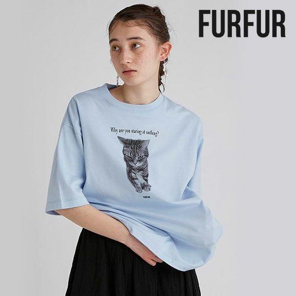 FURFUR ファーファー サマーキャットT rwct212042