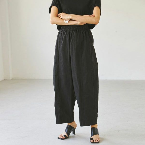 TODAYFUL トゥデイフル ウォッシュド ワイド パンツ Washed Wide Pants 12120713