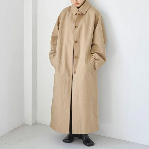 TODAYFUL トゥデイフル ステンカラー オーバー コード Soutiencollar Over Coat 12120001
